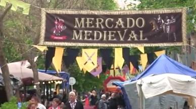 Torna a Rubí la Fira Medieval del barri de Sant Jordi Parc