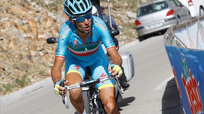 Nibali engrandeix el Giro