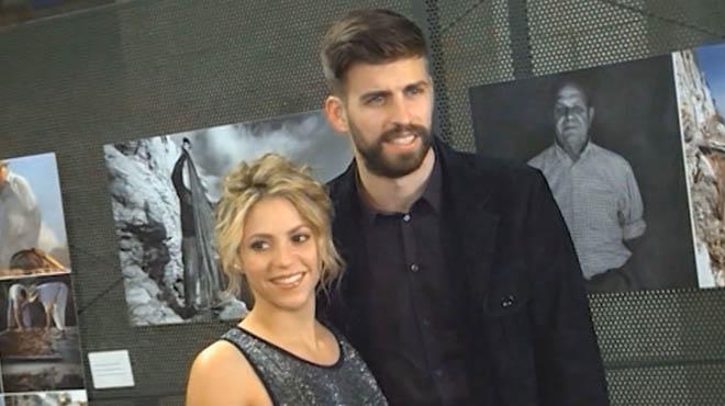 Shakira disfruta amb els seus fills davant els rumors d'embaràs