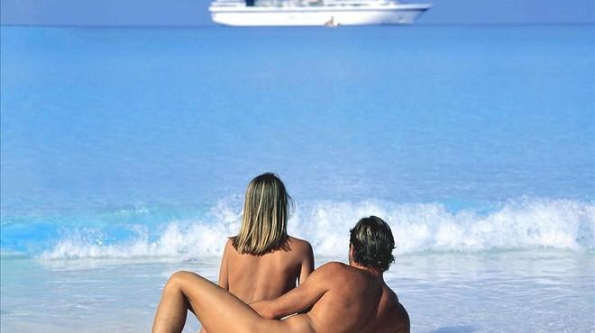 Les espanyoles, entre les dones que més topless i nudisme practiquen