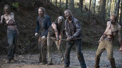 La setena onada de zombis de 'The walking dead' arribarà el 24 d'octubre