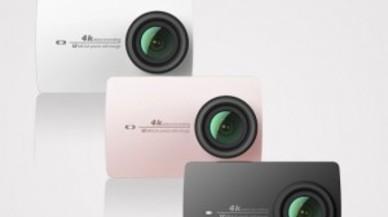 La cámara de acción modelo Yi 4K de Xiaomi, a fondo