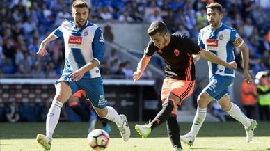Gayà frustra l'Espanyol en l'últim partit de la temporada a Cornellà