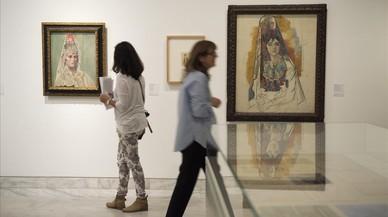 Festí al Museu Picasso