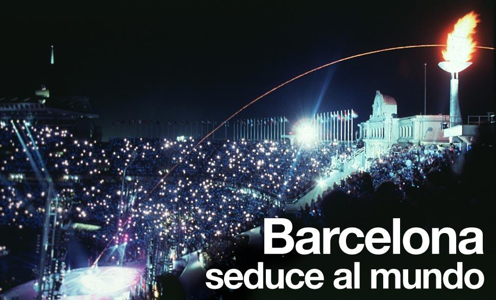 Barcelona seduce al mundo