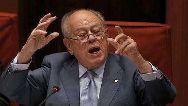 Pujol, durante la comparecencia en el Parlament, el pasado 26 de septiembre.