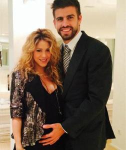 "Shakira luce su ""accesorio preferido"""