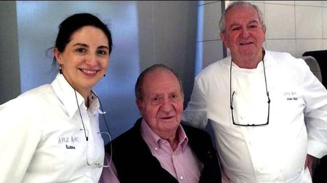 Joan Carles: 15 estrelles Michelin en 24 mesos