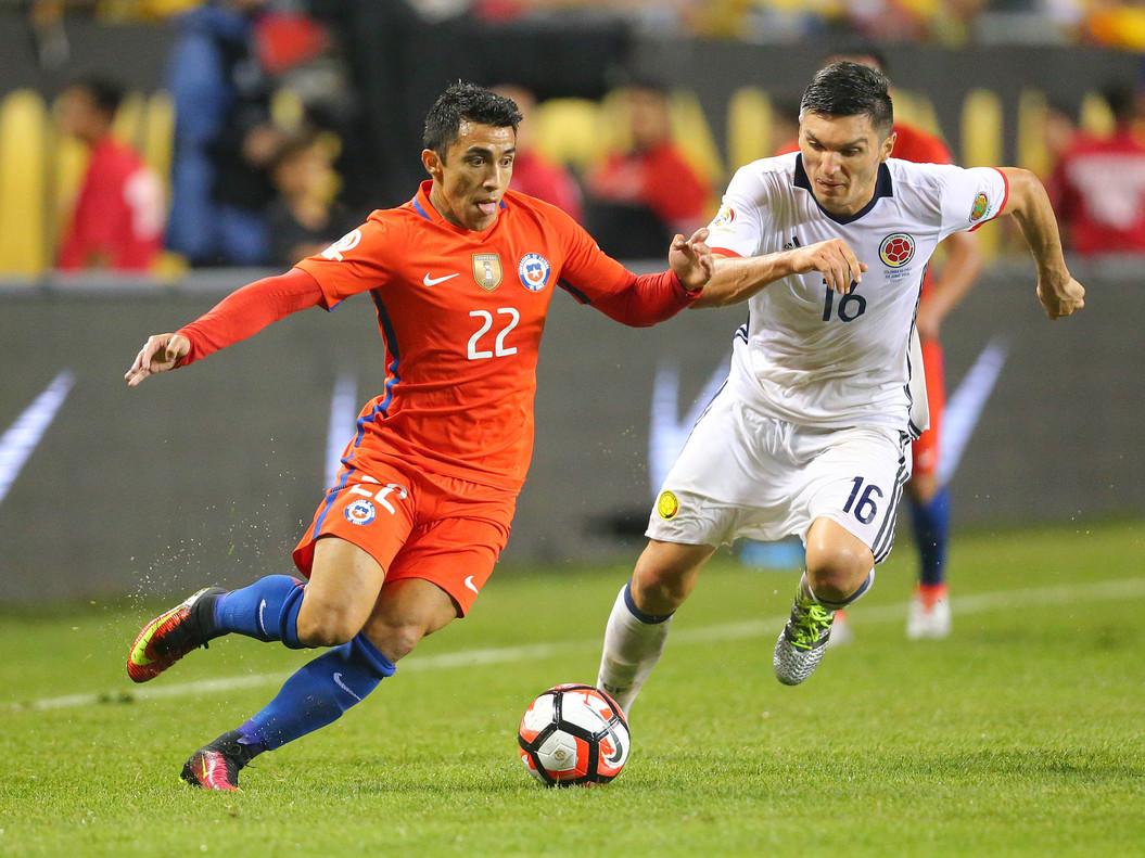 Xile derrota 2-0 Colòmbia i jugarà la final amb l'Argentina