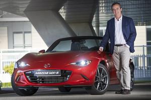 José María Terol, presidente y consejero delegado de Mazda España.