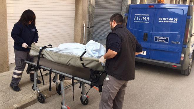 Un anciano mata a su mujer en Súria