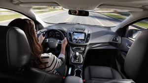 El sistema Ford SYNC-3 ya permite el control por voz.
