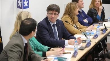 El PDECat s'inclina per retocar la referència al referèndum en els pressupostos