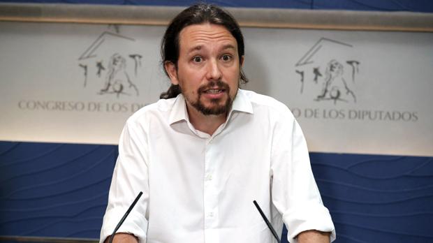 Pablo Iglesias siente vergüenza por la declaración de Rajoy en la Audiencia Nacional