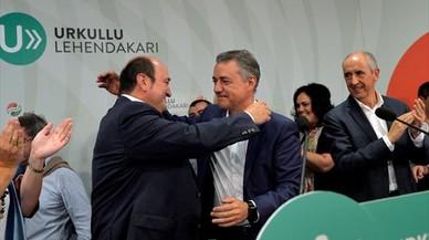 """El PNV votará a favor del techo de gasto """"por coherencia y responsabilidad"""""""