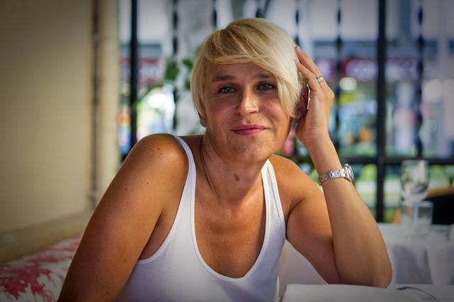 Antonia San Juan: «Estoy harta de que nieguen mi feminidad»