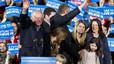 Clinton afianza su ventaja sobre Sanders
