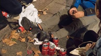 Los adolescentes de Barcelona fuman menos tabaco pero más porros