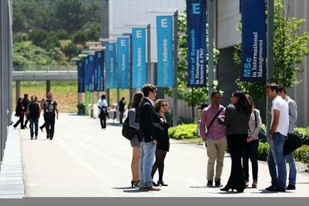 El campus de Esade en Sant Cugat del Vallès.