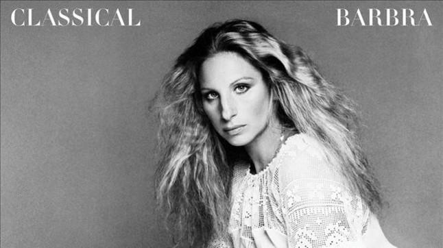 Barbra Streisand recupera uno de los mejores discos de 'crossover' de m�sica cl�sica