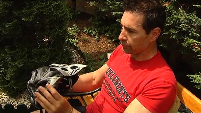 El taxista que va atropellar el medallista olímpic Escuredo, quan s'entrenava en bici, queda en llibertat amb càrrecs