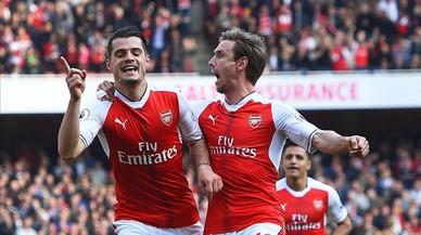 L'Arsenal pressiona per la Champions