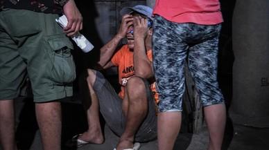 La guerra contra la droga en Filipinas: un muerto por cada tres gramos
