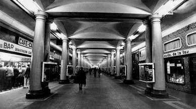 Los fantasmas de la Avenida de la Luz