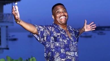 El cantante de soul Cuba Gooding.