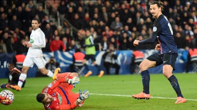 Ibrahimovic fue el gran protagonista del duelo