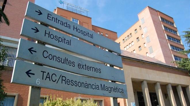 El hospital Josep Trueta de Girona.