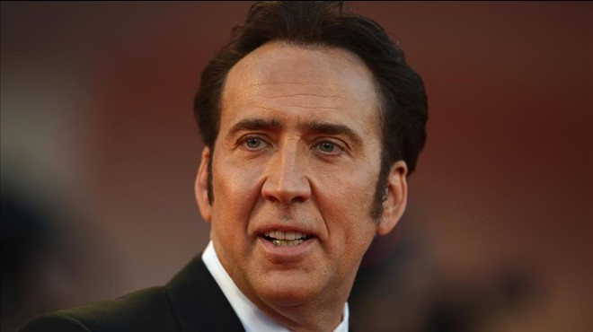 """Nicolas Cage: """"Diuen que només treballo per diners. És fals"""""""
