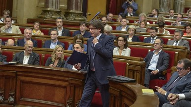 Majoria absoluta als partits catalans contra la decisió del TC sobre els toros