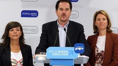 """Carlos Iturgaiz, eurodiputat del PP: """"Tots els que xiulen l'himne són uns fills de puta"""""""