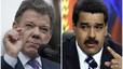 L'escalada verbal entre Santos i Maduro provoca pessimisme sobre la resolució de la crisi fronterera