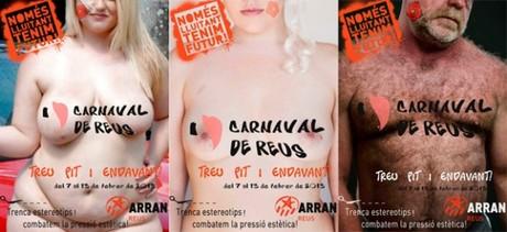 Polémica en Reus por el cartel del Carnaval