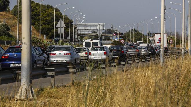Los viajes por carretera aumentan este verano un 4.6% hasta los 89 millones