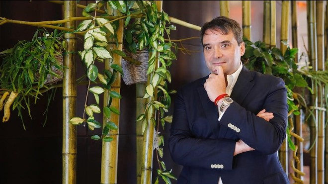 Javier Ch�rcoles dissertar� enCornell� Creaci�.