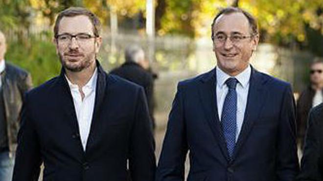 """Maroto i Alonso, jutjats per firmar un contracte """"perjudicial"""" amb un empresari"""