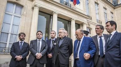 Els líders religiosos demanen a Hollande reforçar la seguretat als llocs de culte