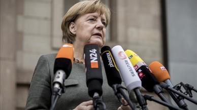 Merkel té dificultats per formar Govern a Alemanya