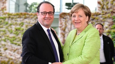 Macron, el nuevo gran aliado de Merkel
