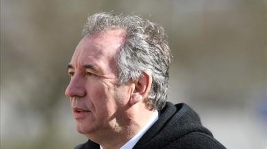Dimiteix el ministre de Justícia francès, el centrista François Bayrou