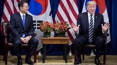 Trump impone nuevas sanciones a Corea del Norte