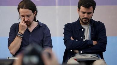 Garzón responde a Iglesias que no quiere generosidad sino un pacto justo