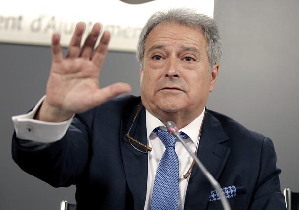 Otro golpe contra la corrupción en Valencia cerca a Rita Barberá
