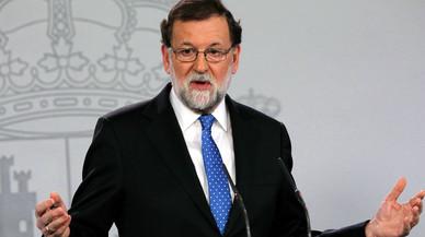 """21-D: Rajoy y el """"pollo"""" a la catalana"""