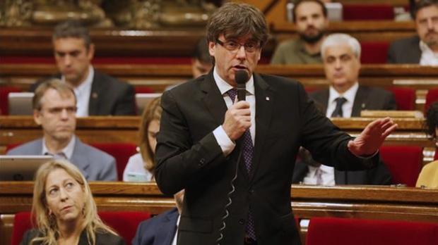 """Puigdemont: """"Si el Constitucional me inhabilita, no aceptaré esta decisión"""""""