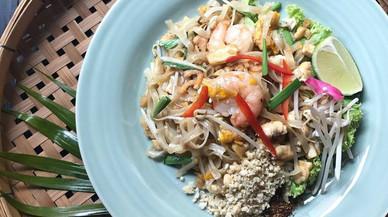 ¿Qué es el pad thai? El plato que inventó un dictador
