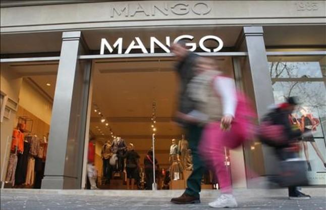 Mango abre en el paseo de Gr�cia la tienda con la mayor oferta de su red en Espa�a